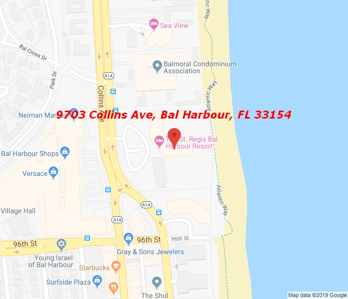 9703 Collins Ave #706, Bal Harbour, Florida, 33154